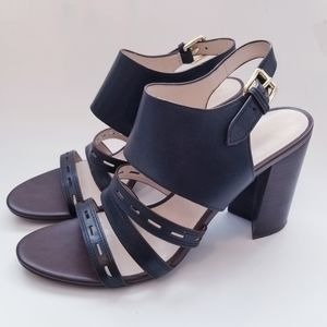 Cole Haan | Vegan Leather Block Heel Sandal